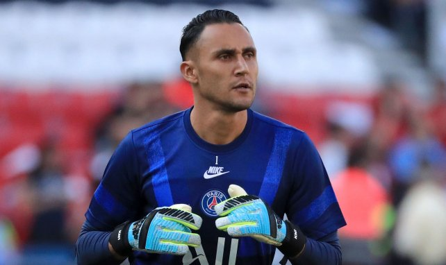 PSG: Drei Topklubs an Navas dran