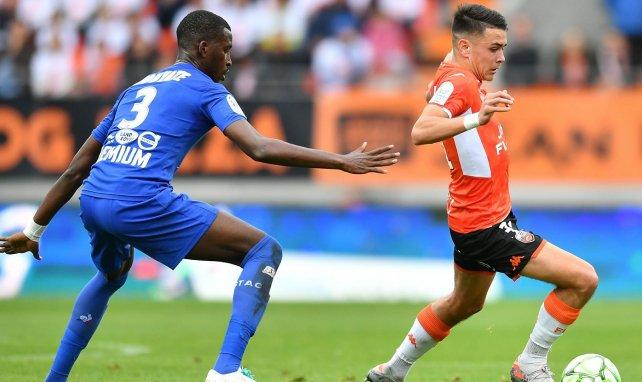 Kouyaté im Fokus von Schalke & Frankfurt