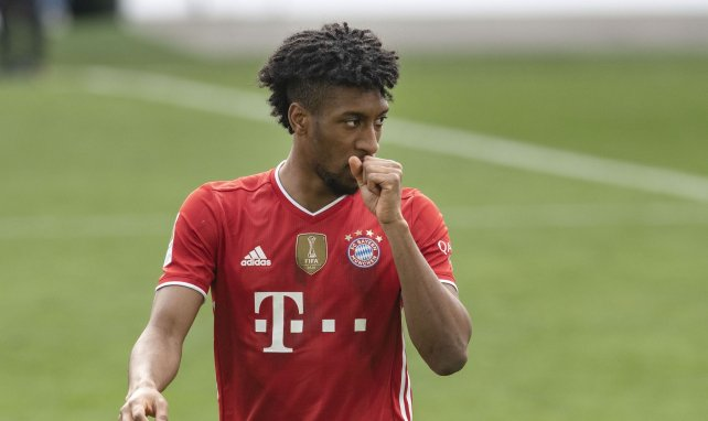 FC Bayern: Coman fehlt nach Herz-Operation