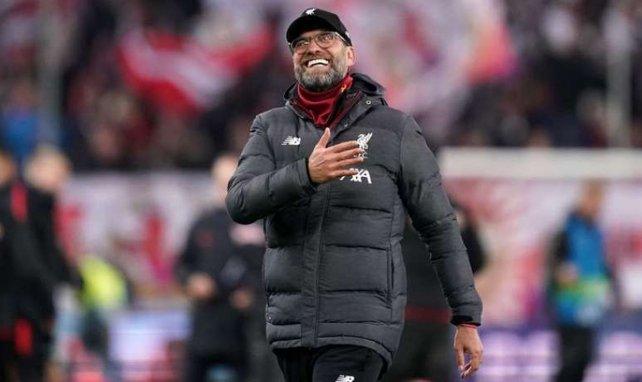 Klopp zum Trainer der Saison gekürt