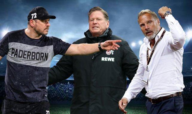 Fink, Funkel, Baumgart – der Stand bei den Kölner Trainerkandidaten