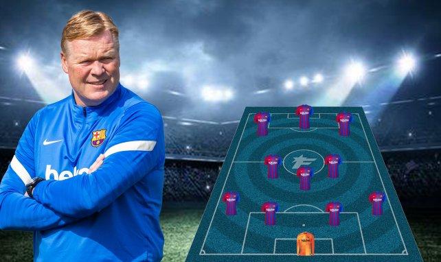 Barça: Mit dieser Elf plant Koeman