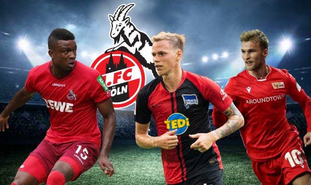 Köln vor dem Bundesliga-Start: Zwölf Abgänge, zwei Neuzugänge und viele Fragezeichen