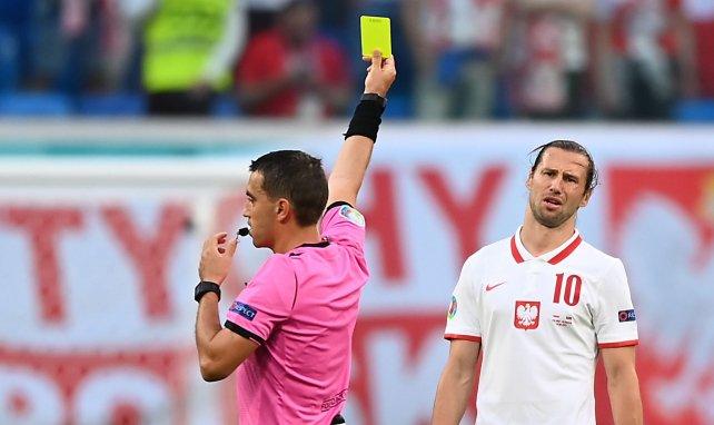 Grzegorz Krychowiak im EM-Spiel gegen die Slowakei