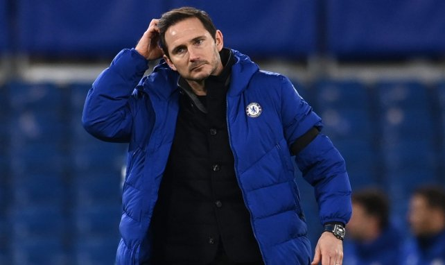 Neuer Job für Lampard?