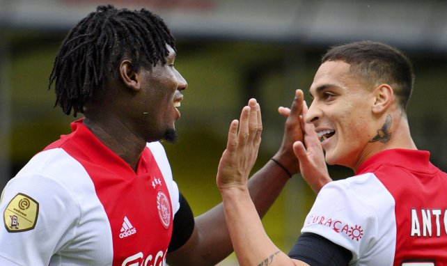 Fünf Tore bei 13:0-Kantersieg: Traoré das nächste Ajax-Supertalent?