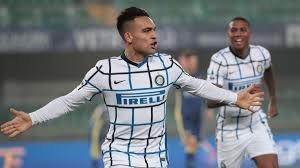 Lautaro glücklich bei Inter