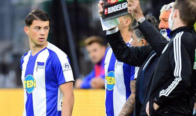Hertha BSC: Samardzic soll gehen
