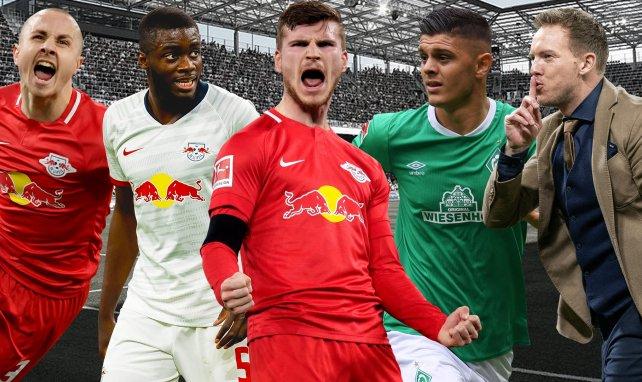 RB Leipzig hat einige Personalfragen zu klären