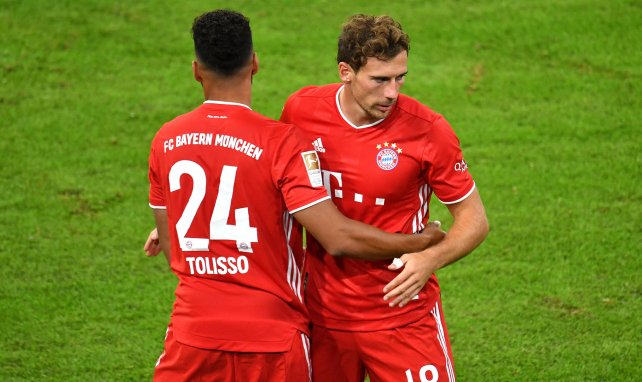 FC Bayern: Trio einsatzbereit