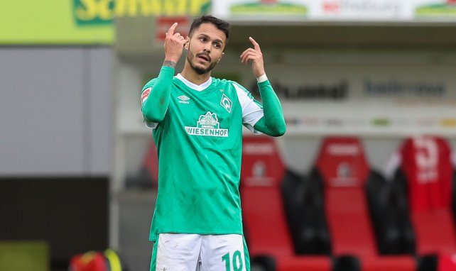 Werder gibt Bittencourt-Diagnose bekannt