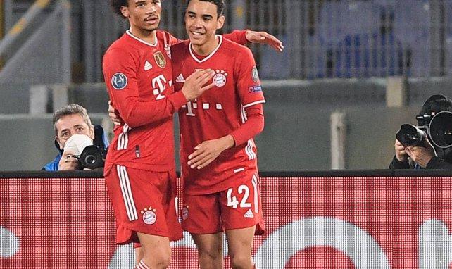 Bayern schießt Lazio ab | Dreimal Note 1
