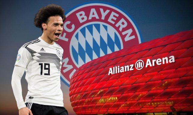 Erster Sané-Einsatz: Bayern muss warten