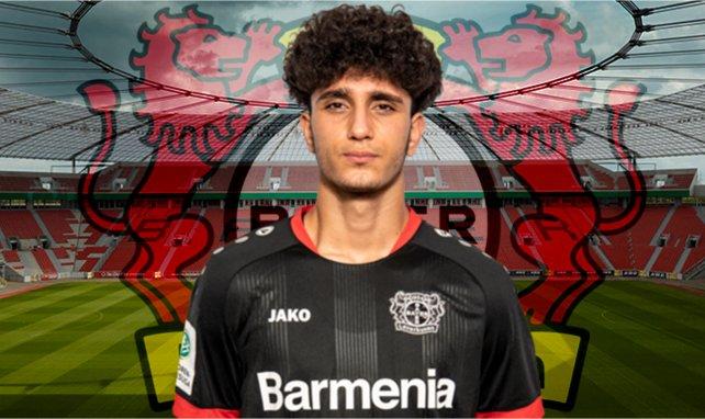 Bayer-Debütant Gedikli: Bereit für die Profis?