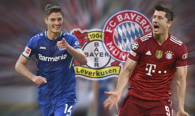 Bayer Leverkusen - FC Bayern: Die Aufstellungen