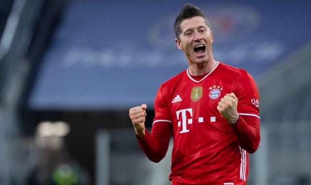 FC Bayern: Lewandowski vor dem Comeback