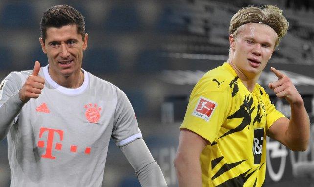 Flicks Flirt: Beerbt Haaland Lewandowski?