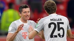 Finaleinzug dank Lewandowski-Doppelpack: Die Noten zum Bayern-Spiel