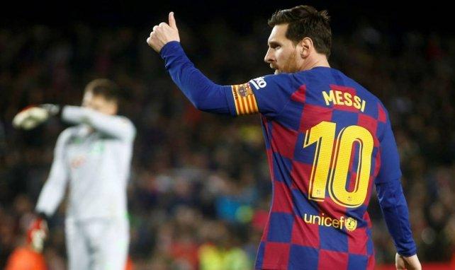 Barça atmet auf: Messi zieht Klausel nicht