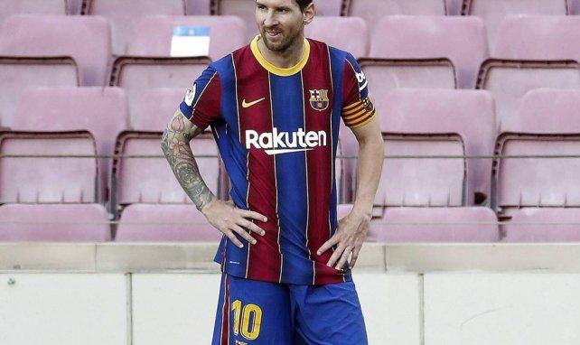 Hinter Lionel Messis Zukunft steht ein Fragezeichen