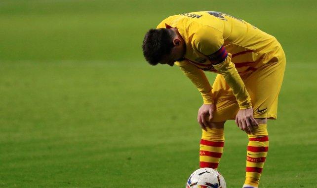 Es ist noch nicht die Saison von Lionel Messi