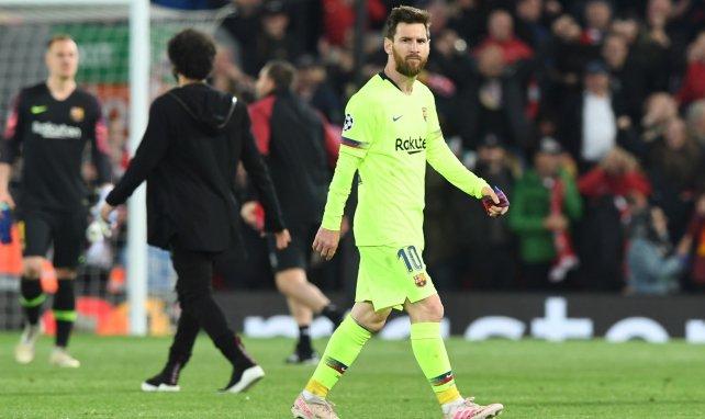 Barça: Messi nicht im Kader