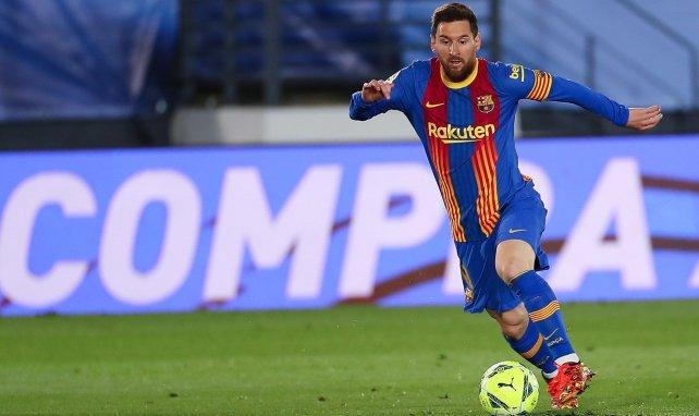 Neuer Vertrag: Messi wartet ab