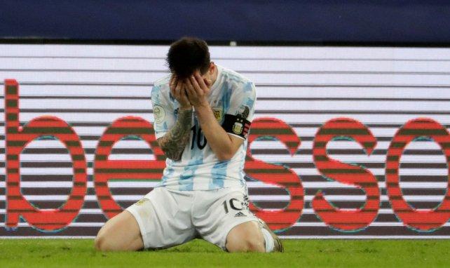 Barça-Schock: Messi-Verlängerung gescheitert