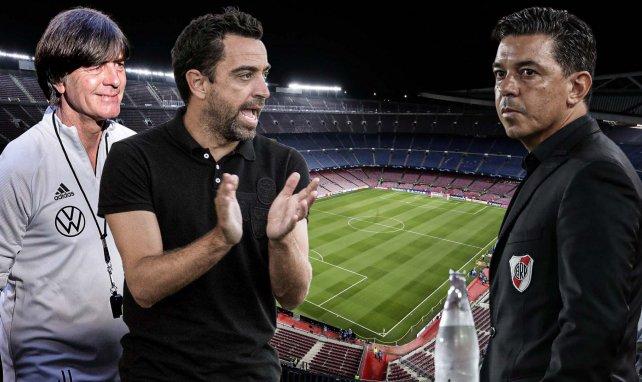 Barça einig mit Xavi?