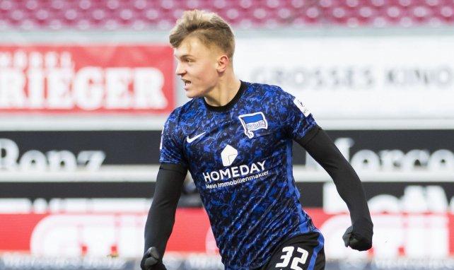 Luca Netz ist das größte Talent aus dem Hertha-Stall