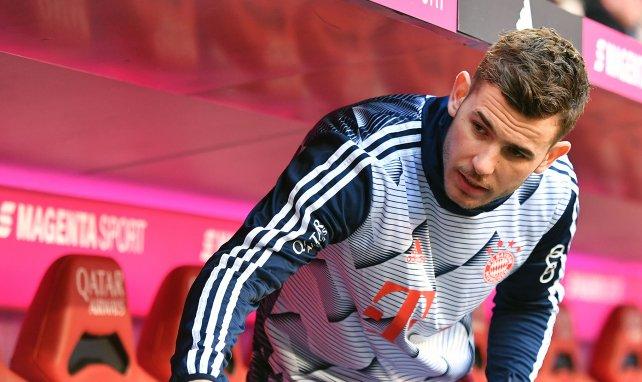 Oft nur Reservist beim FC Bayern: Lucas Hernández