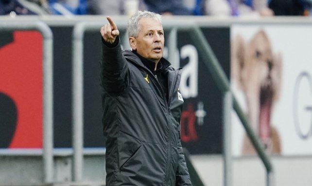 Lucien Favre trainiert seit 2018 den BVB