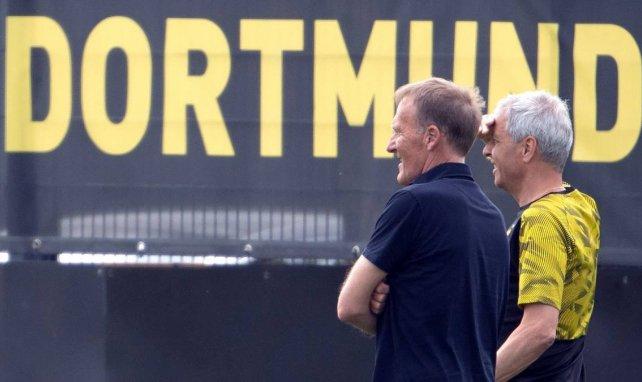 BVB: Watzke relativiert & Favre rudert zurück