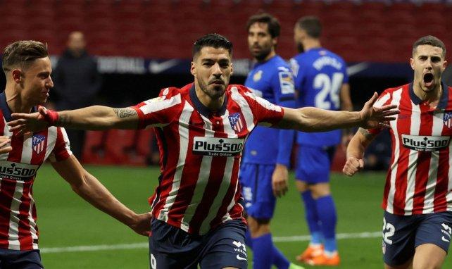 La Liga: Suárez hält Atletí auf Kurs