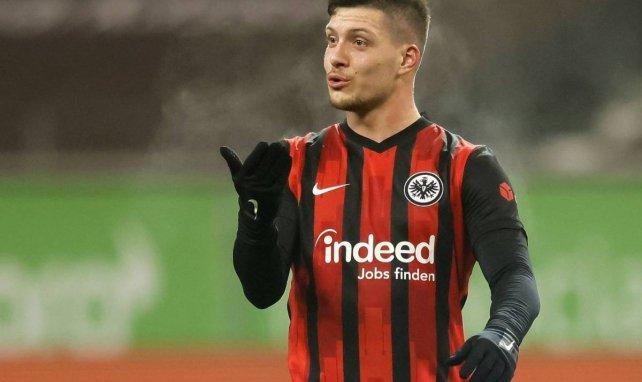 """Jovic: Eintracht-Verbleib """"vorstellbar"""""""