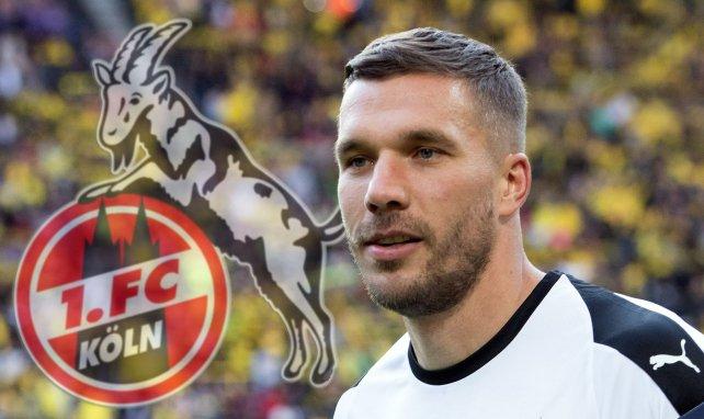 """Podolski über FC-Rückkehr: """"Das Thema ist durch"""""""