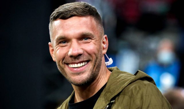 US-Duo will Podolski – Karriereende kein Thema