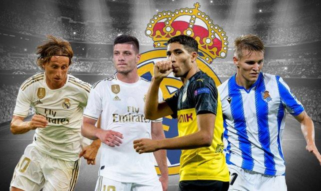 Sommerumbruch? Sechs Baustellen bei Real Madrid