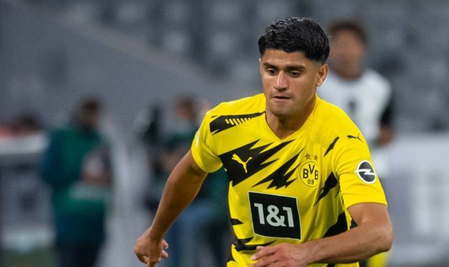 Mahmoud Dahoud im BVB-Dress