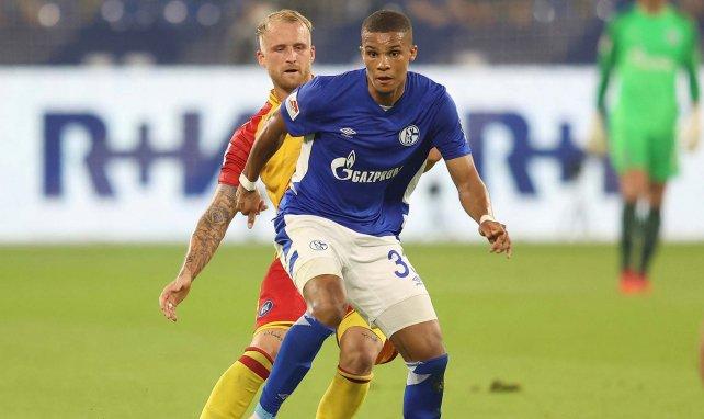 Schalke: Zwei Spiele Sperre für Thiaw