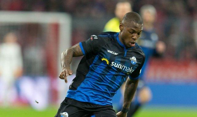 Streli Mamba geht für den SC Paderborn auf Torejagd