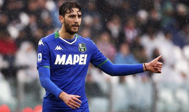 Sassuolos Manuel Locatelli ist italienischer Nationalspieler
