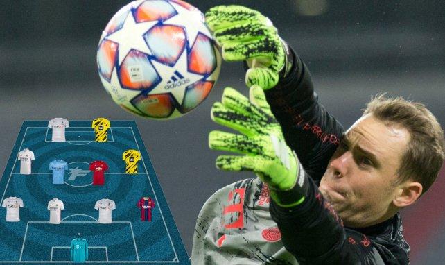 Champions League: Die FT-Topelf des 4. Spieltags