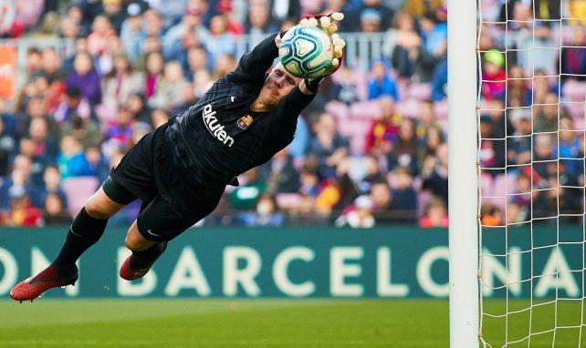 Barça vor Einigung mit ter Stegen?