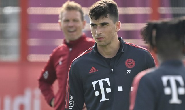 FC Bayern: Roca vor Winter-Abgang?