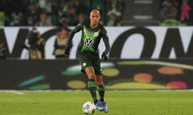 Marcel Tisserand im Einsatz für den VfL Wolfsburg