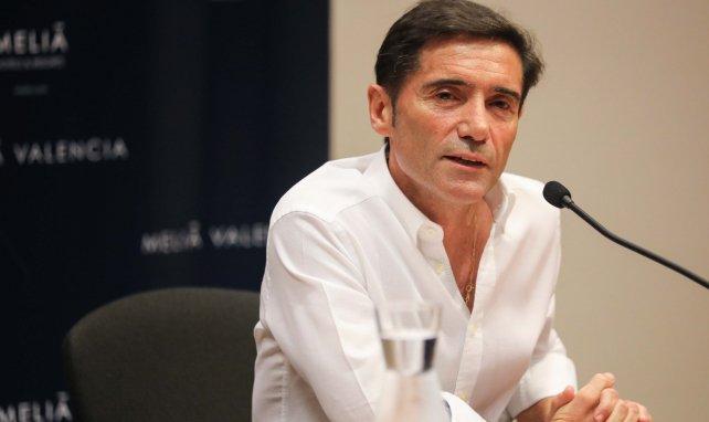 Marcelino ist Trainer bei Athletic Bilbao