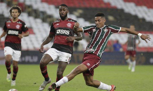 Atlético: Marcos Paulo am Haken