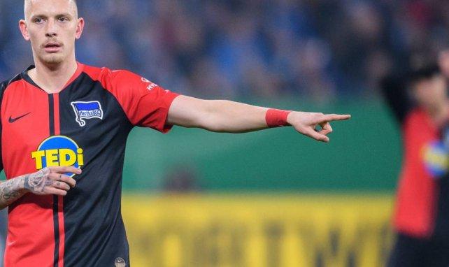Marius Wolf soll langfristig für die Hertha spielen