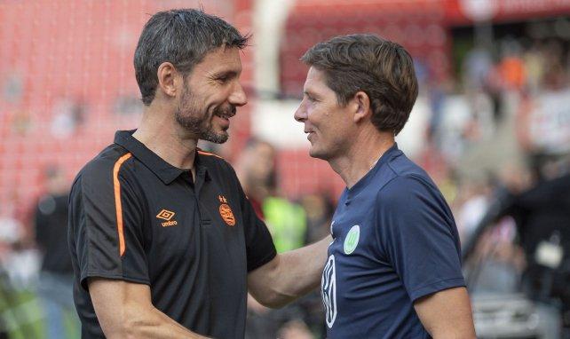Auf dem Sprung nach Wolfsburg – bringt van Bommel einen alten Bekannten mit?